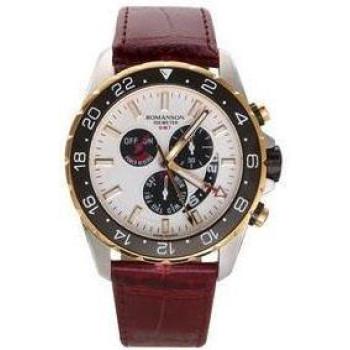 Часы Romanson AL0340BMR2T WH