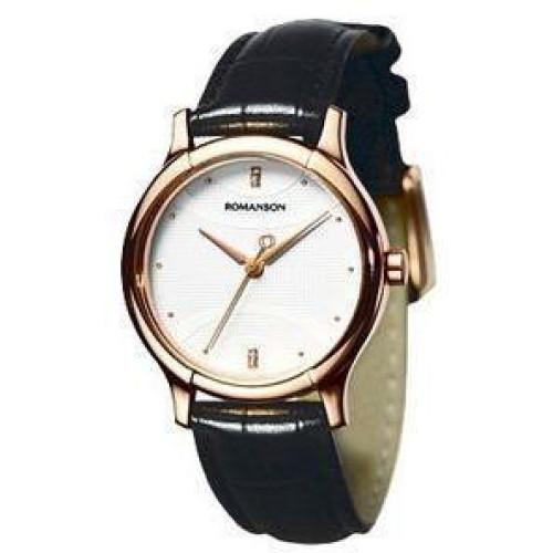 Часы Romanson TL1213MRG WH