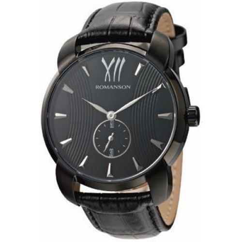 Часы Romanson TL1250MB BK