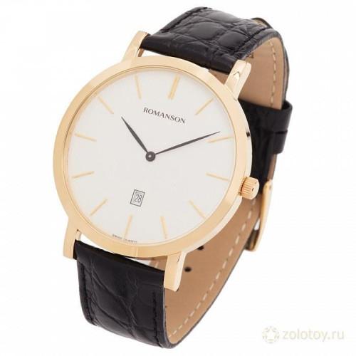 Часы Romanson TL5507MXRG WH
