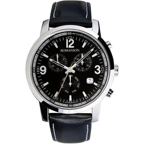 Часы Romanson TL7235PMWH BK