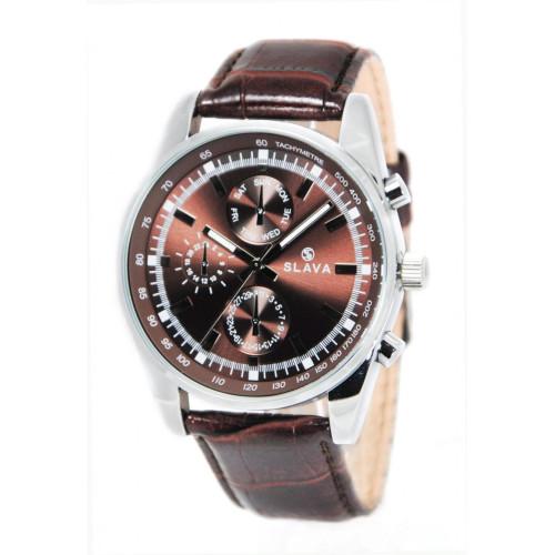 Часы Slava SL10168SBRSFBR