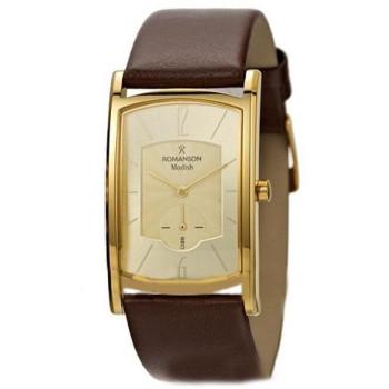 Часы Romanson DL4108CMG GD