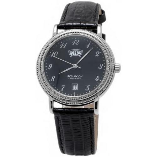 Часы Romanson TL0159SMWH BK