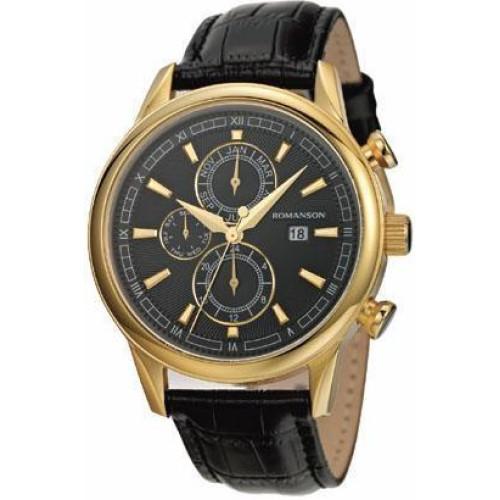Часы Romanson TL1245BMG BK