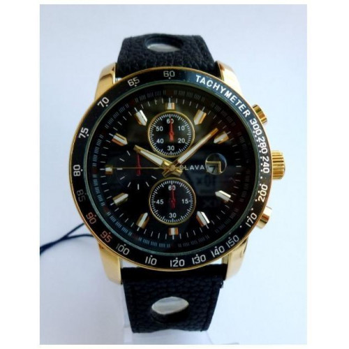 Часы Slava SL10038GBBSF