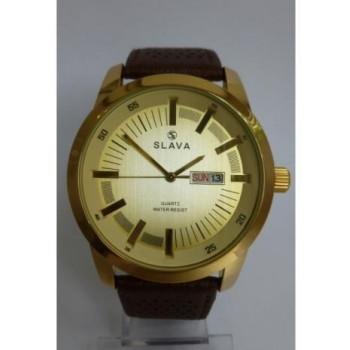 Часы Slava SL10134GWGBR