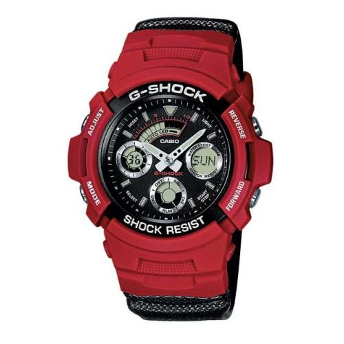 Часы Casio AW-591RL-4AER