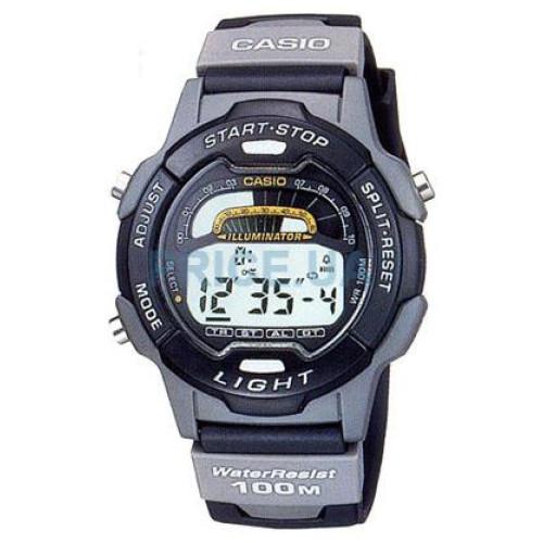 Часы Casio W-729H-1AVUH