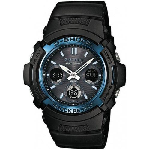 Часы Casio AWG-M100A-1AER