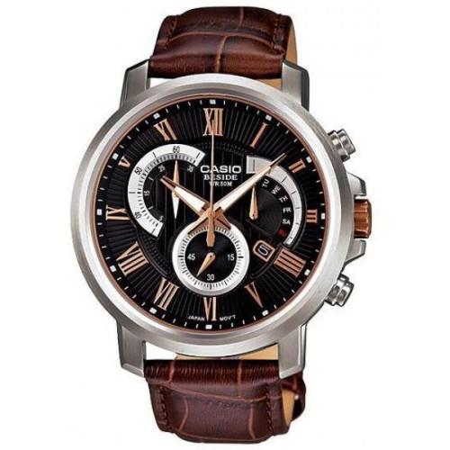 Часы Casio BEM-506GL-1AVDF