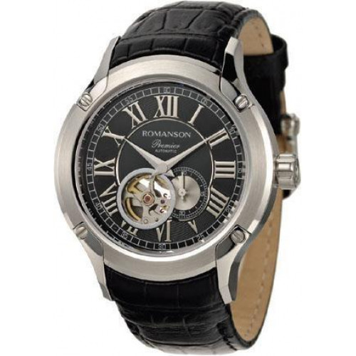Часы Romanson PB2609RMWH BK