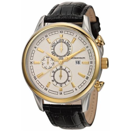 Часы Romanson TL1245BM2T WH