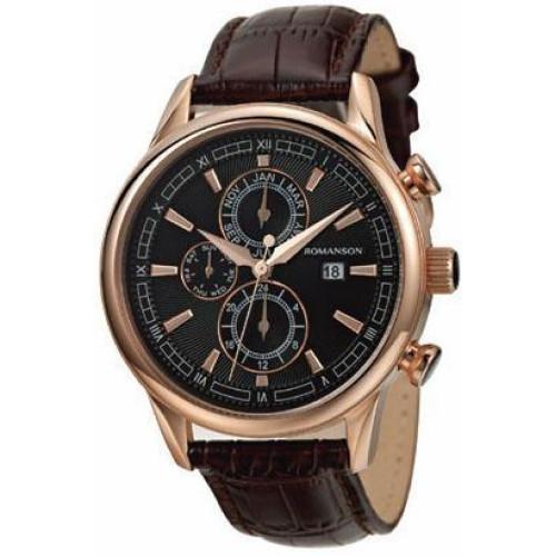 Часы Romanson TL1245BMRG BK