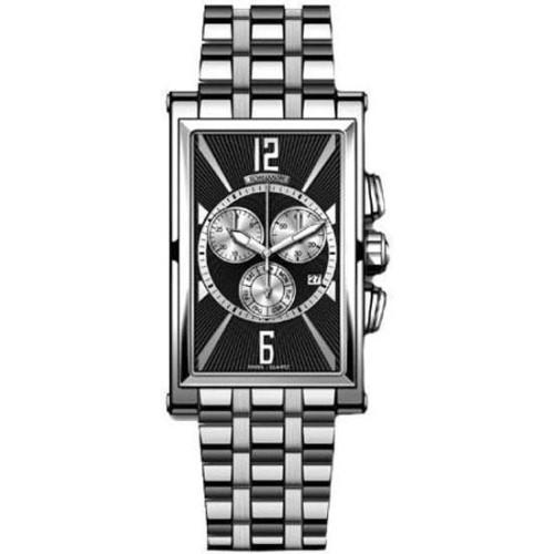 Часы Romanson TM8901HMWH BK Уценка