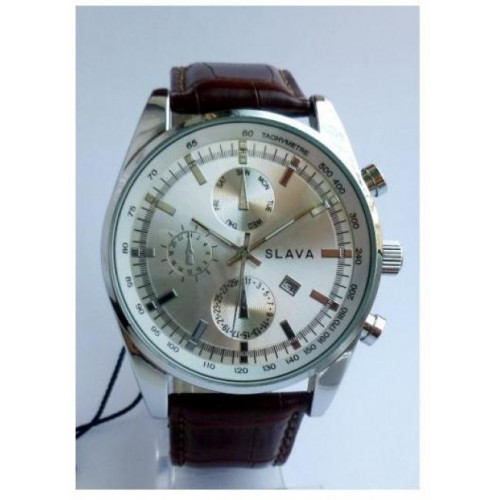 Часы Slava SL10035SWSF