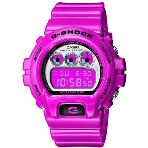Часы Casio DW-6900CS-4ER