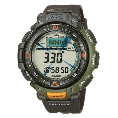 Часы Casio PRG-40-3VER