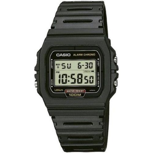 Часы Casio W-720-1VUZ