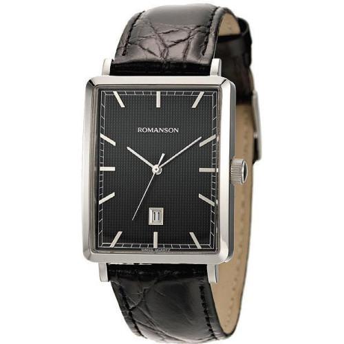 Часы Romanson DL5163NMWH BK