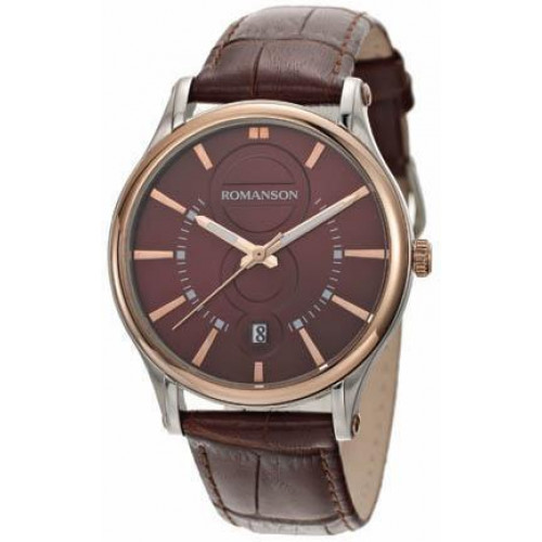 Часы Romanson TL0392MR2T BROWN