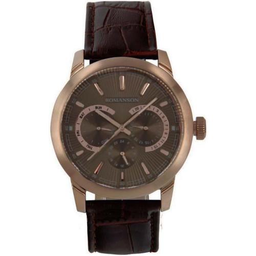 Часы Romanson TL2647FMRG BROWN