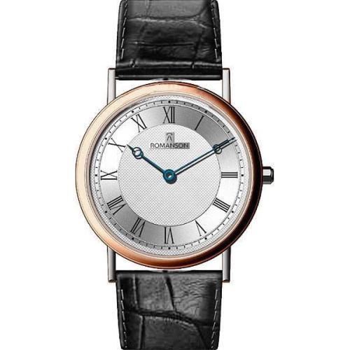Часы Romanson TL5110SMR2T WH
