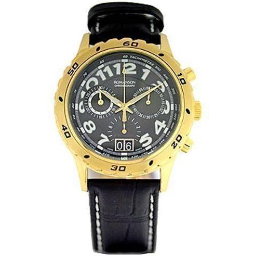 Часы Romanson TL6109HMG BK Уценка