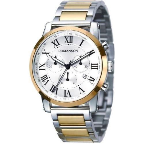 Часы Romanson TM0334HM2T WH (R) Уценка