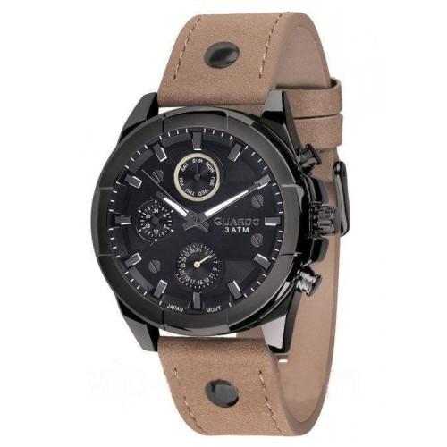 Часы Guardo P10281 BBBr