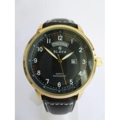 Часы Slava SL10135GBGF