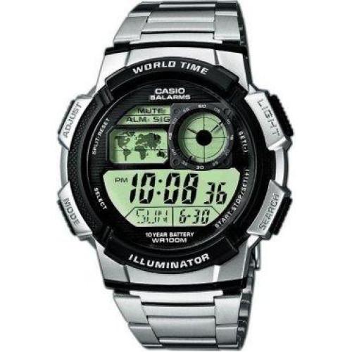 Часы Casio AE-1000WD-1AVEF