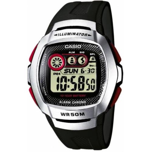 Часы Casio W-210-1DVEF