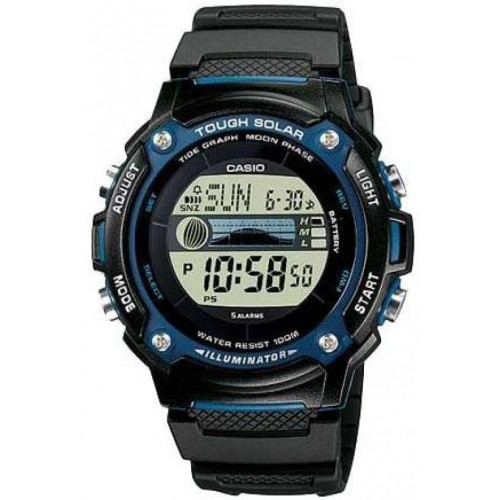 Часы Casio W-S210H-1AVEF