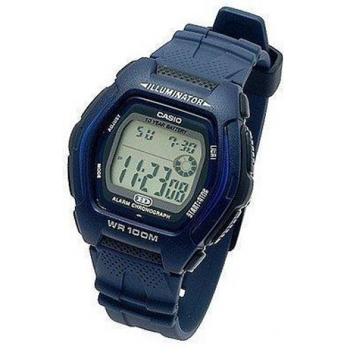 Часы Casio HDD-600C-2AVEF
