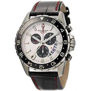 Часы Romanson AL0340BMWH WH