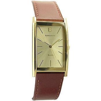 Часы Romanson DL2158CMG GOLD