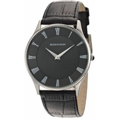 Часы Romanson TL0389MWH BK