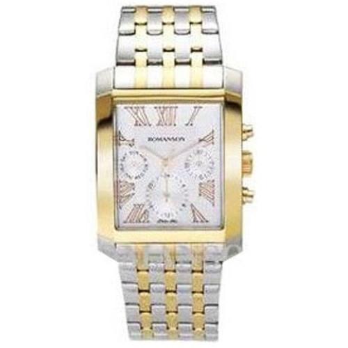 Часы Romanson TM0342BM2T WH