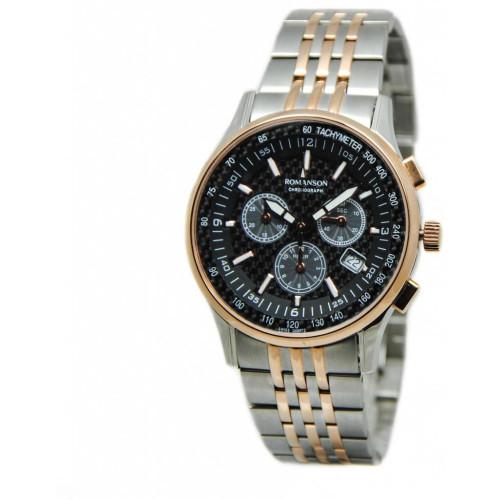 Часы Romanson TM4131PMR2T BK
