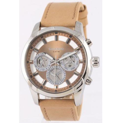 Часы Guardo P10947 SWBr
