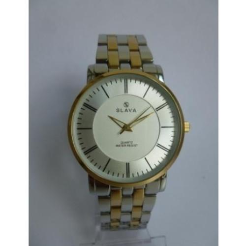 Часы Slava SL10014GWSGF