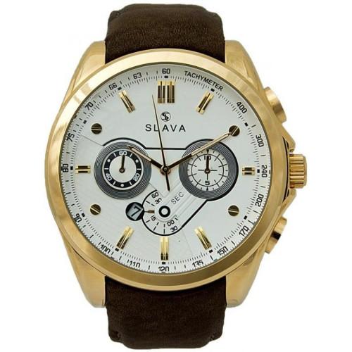 Часы Slava SL10093GWGF