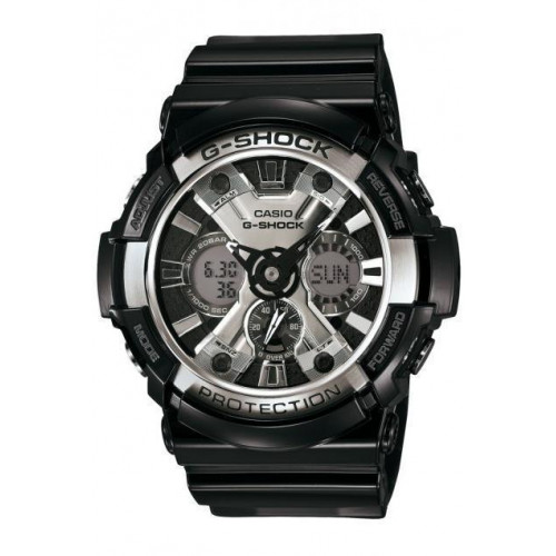 Часы Casio GA-200BW-1AER