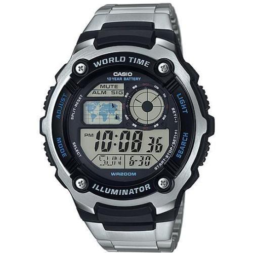 Часы Casio AE-2100WD-1AVEF