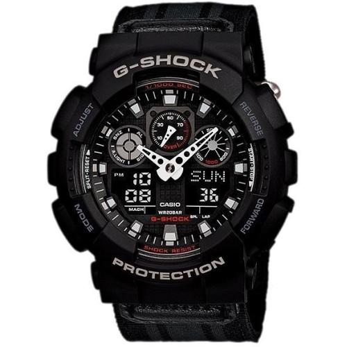 Часы Casio GA-100MC-1AER