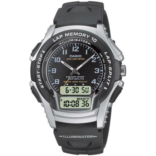 Часы Casio WS-300-1BVSEF