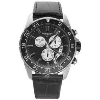 Часы Romanson AL0340BMWH BK