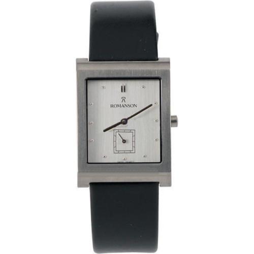 Часы Romanson DL0581MWH WH (Romanson DL0581NMWH WH)