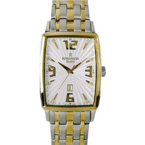 Часы Romanson DM5127M2T WH